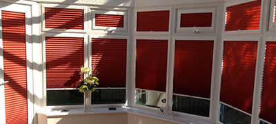 Pleated Perfect Fit Blinds