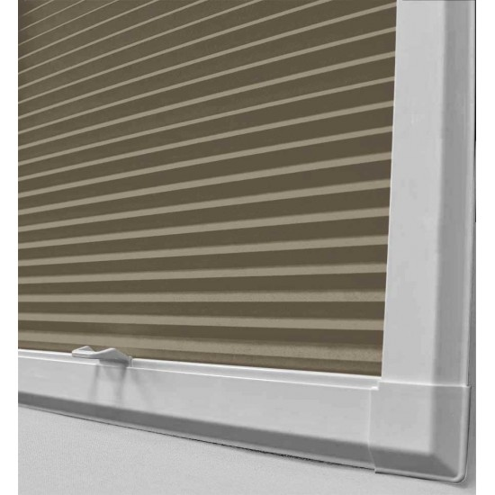 Disco Beige Perfect Fit Cellular Blind
