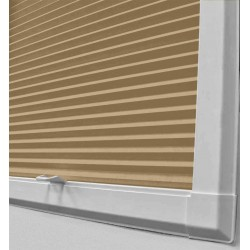 Disco Brown Perfect Fit Cellular Blind