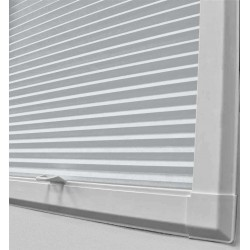 Hive Blackout White Perfect Fit Cellular Blind