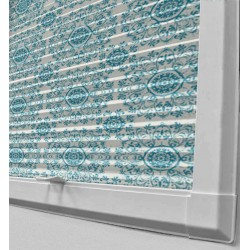 Hive Muse Blue Perfect Fit Cellular Blind