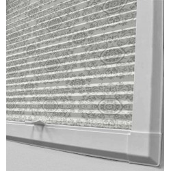 Hive Muse Grey Perfect Fit Cellular Blind