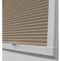 Merino Warm Almond Perfect Fit Cellular Blind