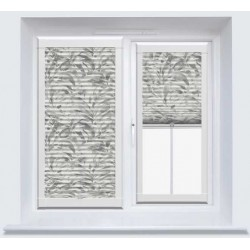 Hive Idole Grey Perfect Fit Cellular Blind