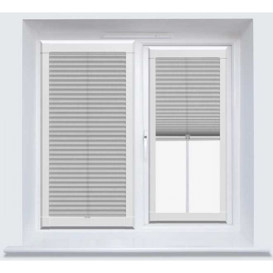 Hive Lusso Silver Perfect Fit Cellular Blind