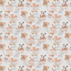 Posy Tangerine Perfect Fit Day & Night Blind