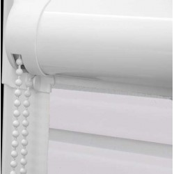 Illume Chalk Perfect Fit Day & Night Blind