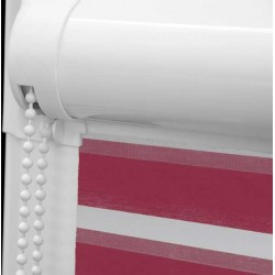 Poise Redcurrant Perfect Fit Day & Night Blind