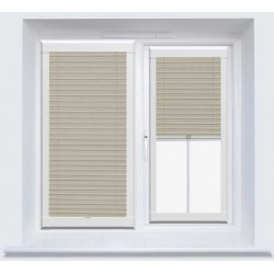 Infusion ASC Beige Perfect Fit Pleated Blind