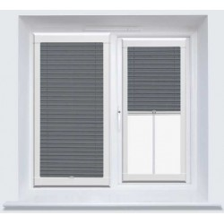 Infusion ASC Charcoal Perfect Fit Pleated Blind