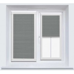 Infusion ASC Concrete Perfect Fit Pleated Blind