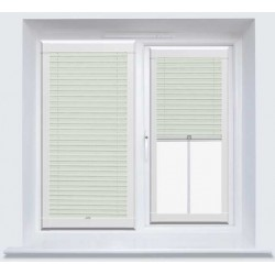 Infusion ASC Cream Perfect Fit Pleated Blind