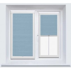 Infusion ASC Pale Blue Perfect Fit Pleated Blind