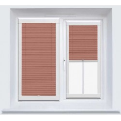 Infusion ASC Terracotta Perfect Fit Pleated Blind