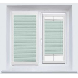 Infusion ASC Cool Mint Perfect Fit Pleated Blind