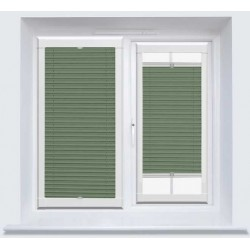Infusion ASC Forest Green Perfect Fit Pleated Blind