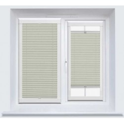 Infusion ASC Ivory Perfect Fit Pleated Blind