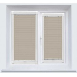 Biscuit Perfect Fit 25mm Venetian Blind