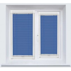 Oxford Blue Perfect Fit 25mm Venetian Blind