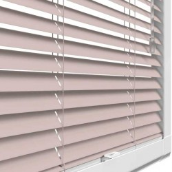 Rose Gold Perfect Fit 25mm Venetian Blind